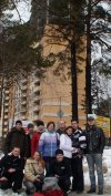 RopeJump или прыжки с веревкой 16.03.2013