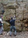 Выезд на скалы-2. 2-4.05.2013