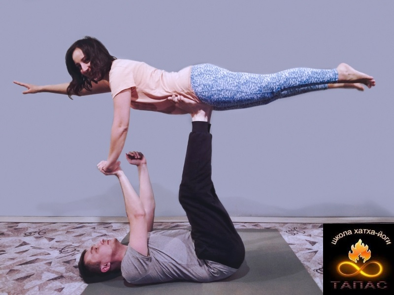 Практика йоги мягкое вытяжение