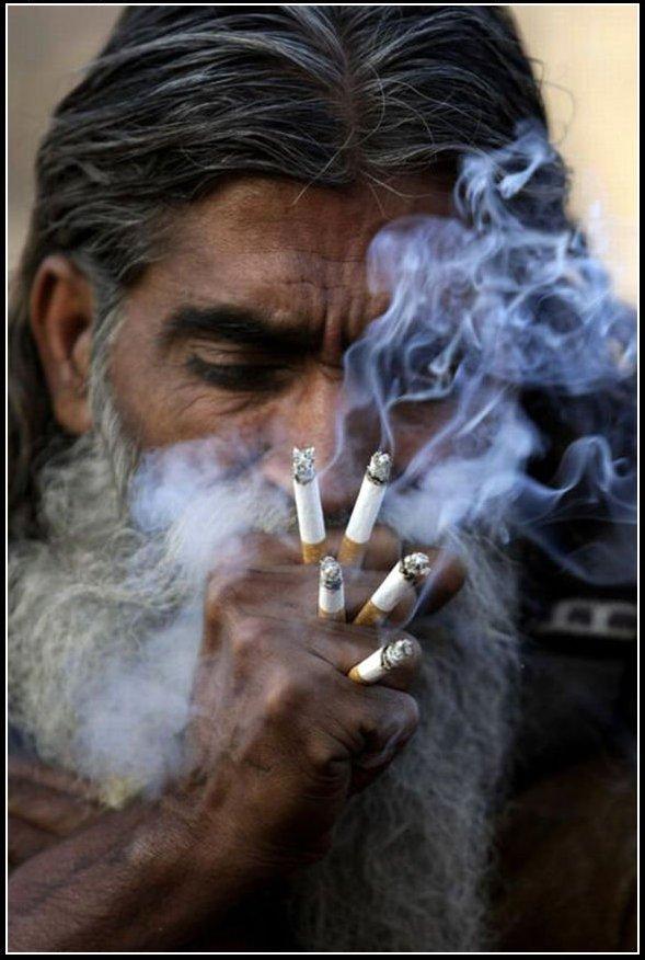 Медитация и курение